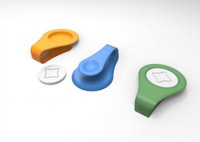 LedSwim-NFC clip